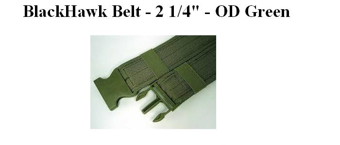BLACKHAWK Military 2 1/4