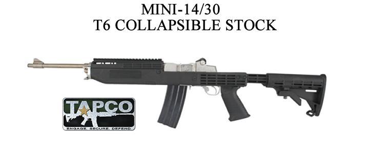 Mini-14/30 T6 Collapsible Stock - TK229
